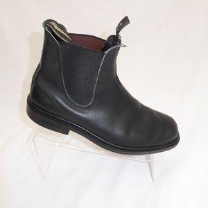 Blundstone Black Chelsea Boots Size 10 #1038